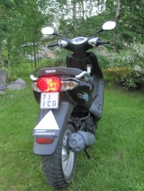 Yamaha Skootteri